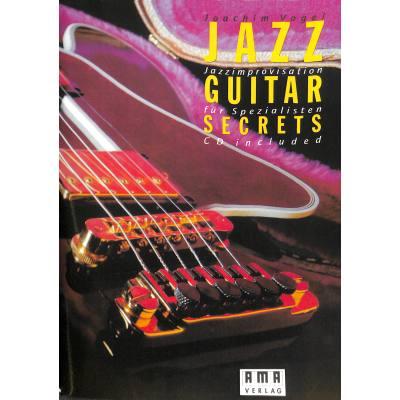 Jazz guitar secrets