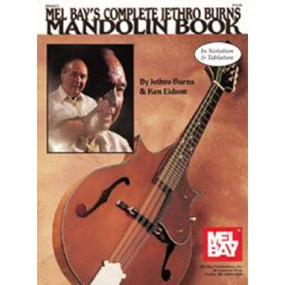 MANDOLIN BOOK COMPLETE