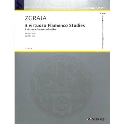 3 VIRTUOSE FLAMENCO STUDIEN