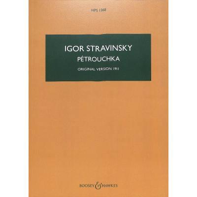 PETROUCHKA - ORIGINALVERSION VON 1911