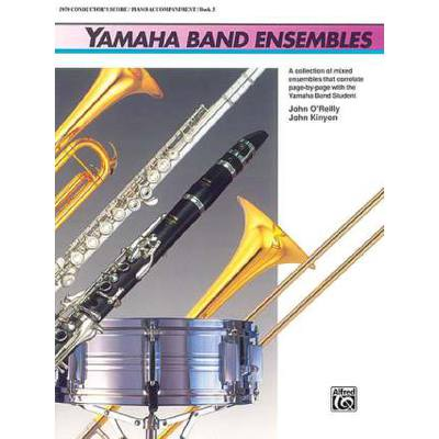 Yamaha Band Ensembles 3
