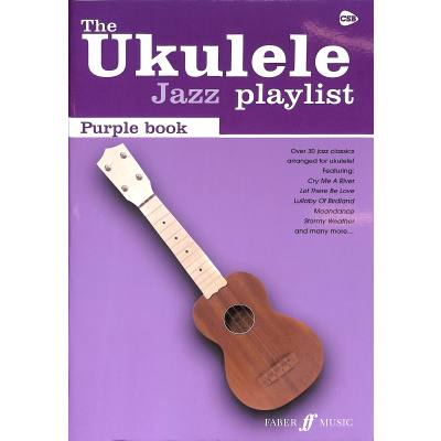 The ukulele Jazz playlist - purple book