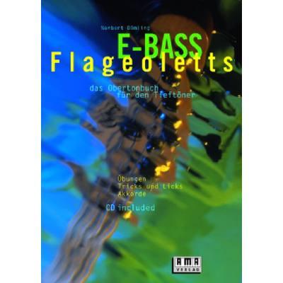 E-Bass flageoletts