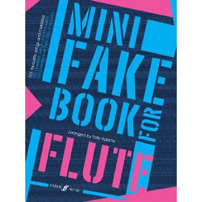 Faber Music Adams Sally - Mini Fake Book Flute Solo - broschei