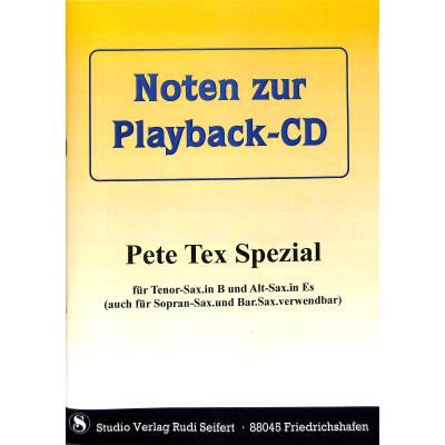pete-tex-spezial, 6.45 EUR @ notenbuch-de