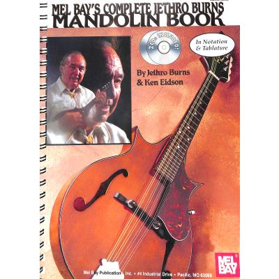 MANDOLIN BOOK COMPLETE