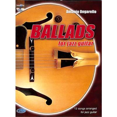 BALLADS FOR JAZZ GUITAR