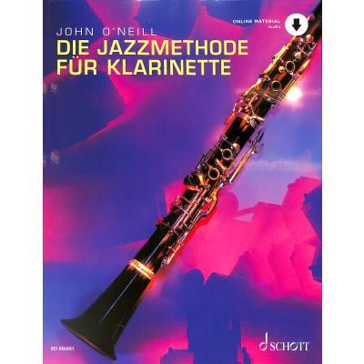 die-jazz-methode-fur-klarinette