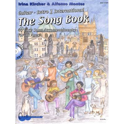 Guitar intro 1 the song book