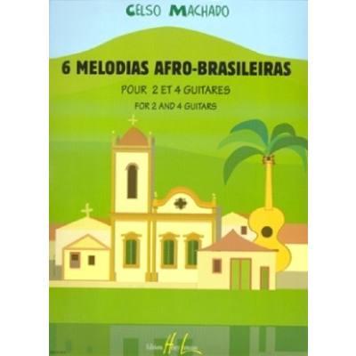 6 melodias afro brasileiras
