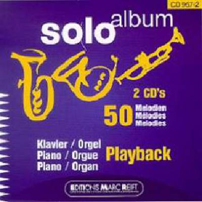 SOLO ALBUM 1-10 PLAYBACK