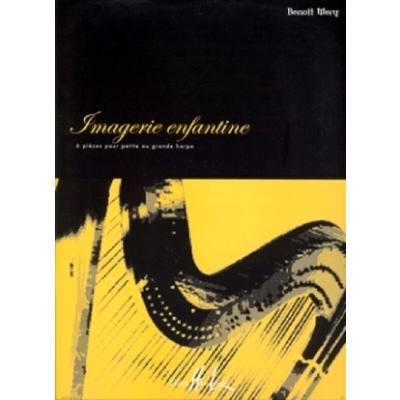 IMAGERIE ENFANTINE - 6 PIECES