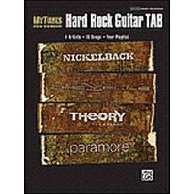 HARD ROCK GUITAR TAB