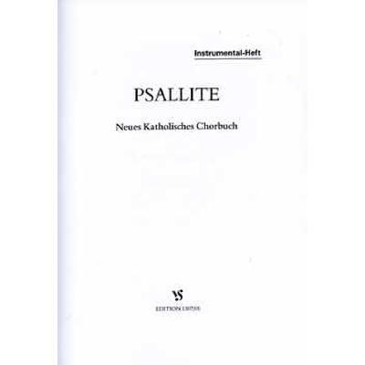 Psallite - Neues Katholisches Chorbuch