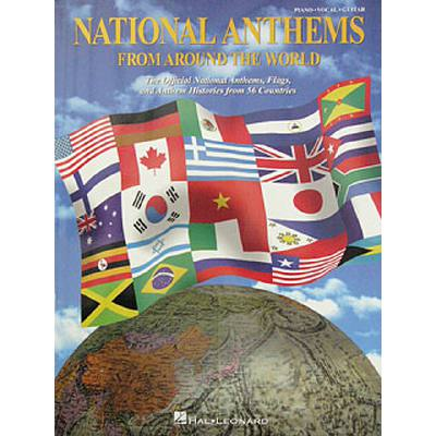 national-anthems-from-around-the-world, 21.95 EUR @ notenbuch-de