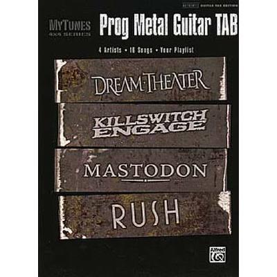 PROG METAL GUITAR TAB