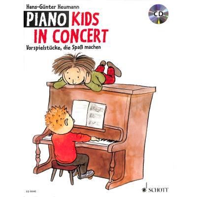 Piano kids in concert | Vorspielstücke die Spas...