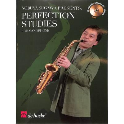 perfection-studies-for-saxophone, 21.00 EUR @ notenbuch-de