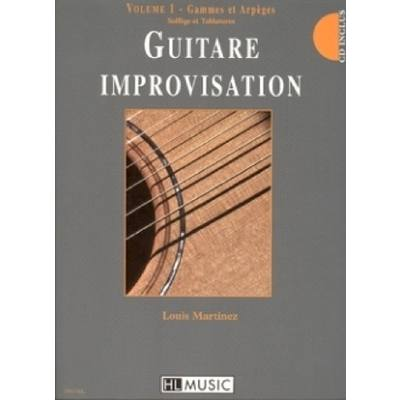 GUITARE IMPROVISATION 1