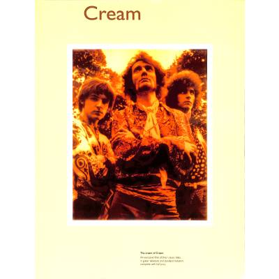 The cream of
