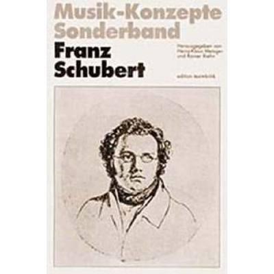 MUSIK KONZEPTE SONDERBAND - FRANZ SCHUBERT