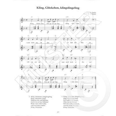 Amerikanische Weihnachtslieder Noten.Weihnachtslieder Aus Aller Welt Notenbuch De