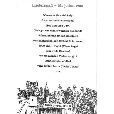 Liederballon Liederbuch 11