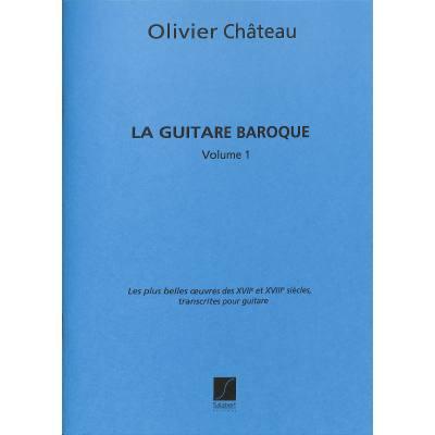 La guitare baroque 1