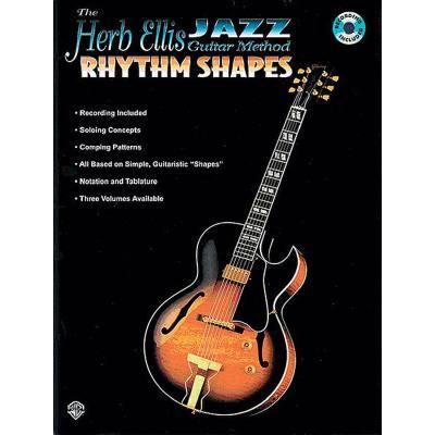 JAZZ GUITAR METHOD RHYTHM SHAPES