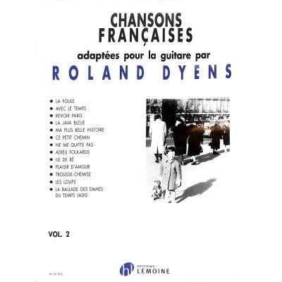 Chansons francaises 2