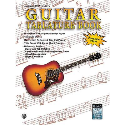 guitar-tablature-book