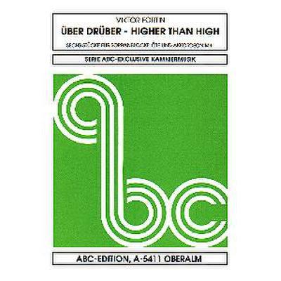 UEBER DRUEBER - HIGHER THAN HIGH