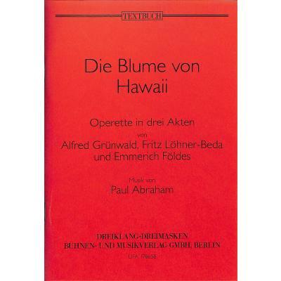 die-blume-von-hawaii
