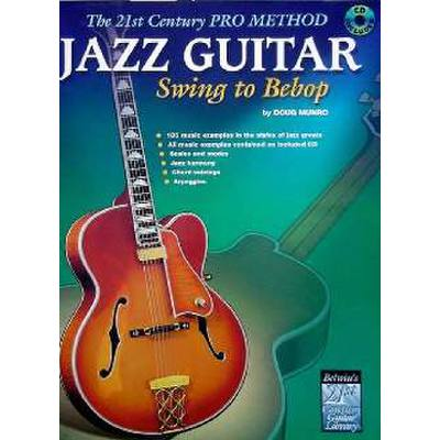 JAZZ GUITAR - SWING TO BEBOP