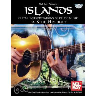 ISLANDS GUITAR INTERPRETATIONS OF CELTIC MUSIC