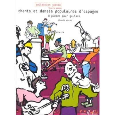 CHANTS ET DANSES POPULAIRES D'ESPAGNE