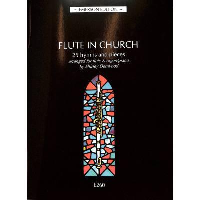 flute-in-church