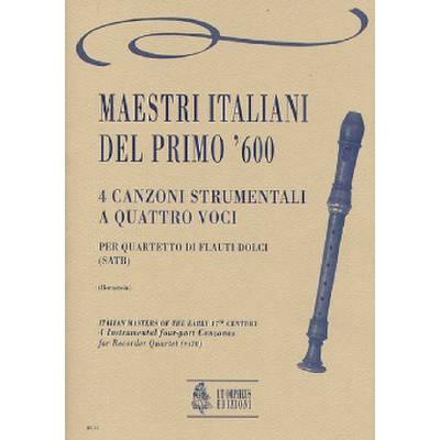 MAESTRI ITALIANI DEL PRIMO 600