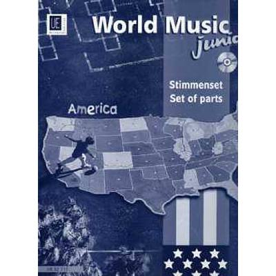 World music junior - America