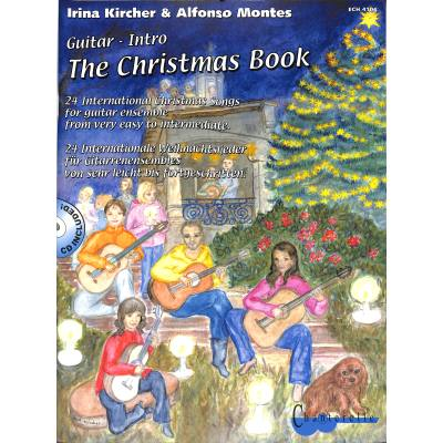 Guitar intro the christmas book