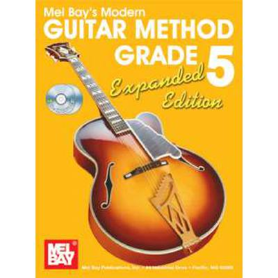 MODERN GUITAR METHOD 5 - EXPANDED EDITION