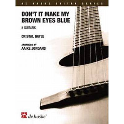 Don't it make by brown eyes blue