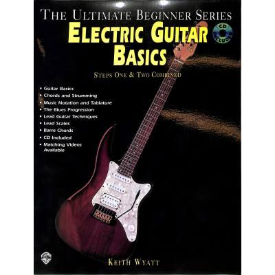Electric guitar basics 1 + 2