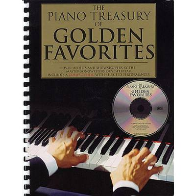 THE PIANO TREASURY OF GOLDEN FAVORITES