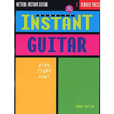Berklee instant guitar - play right now