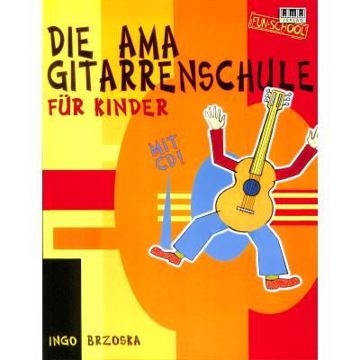AMA Gitarrenschule für Kinder