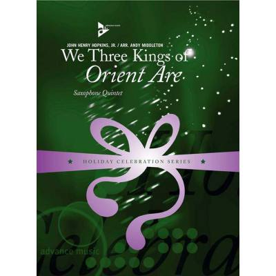 we-three-kings-of-orient-are, 18.95 EUR @ notenbuch-de