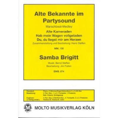 ALTE BEKANNTE IM PARTYSOUND + SAMBA BRIGITT