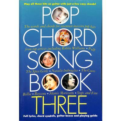 POP CHORD SONGBOOK 3