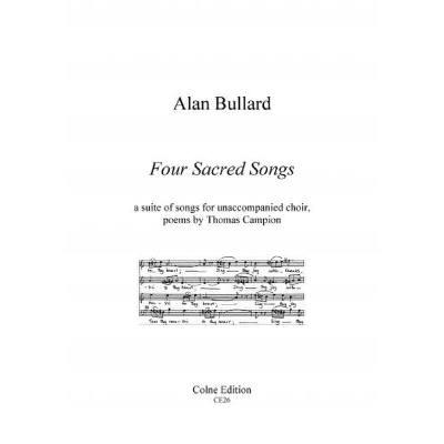 4 SACRED SONGS